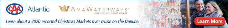 CAA Ad Christmas Market River Cruise